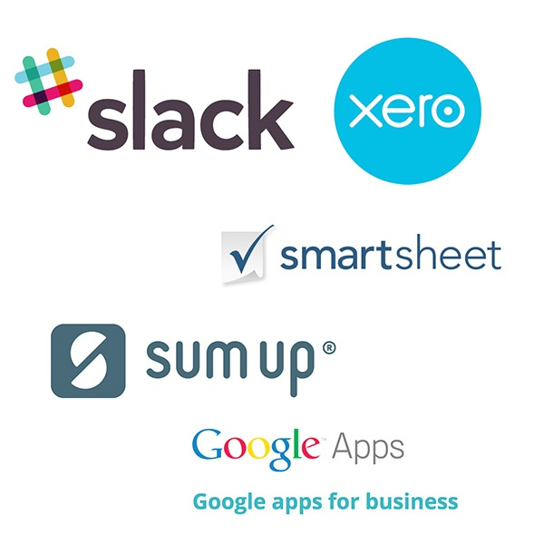 Software tools that can help plumbers and gas engineers to run their field service business better. The tools are Slack, Smartsheet, SumUp, Google Apps and the Xero accounting package.