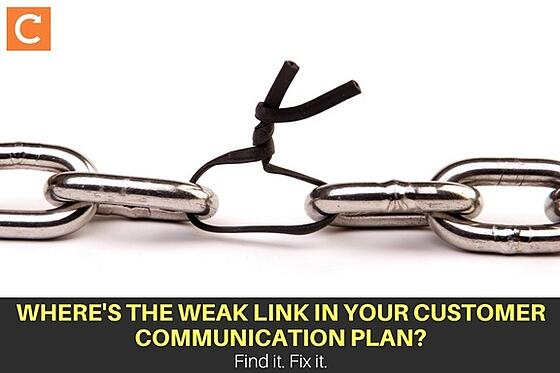 Find the weak link in your customer communications to win estate agent contracts.
