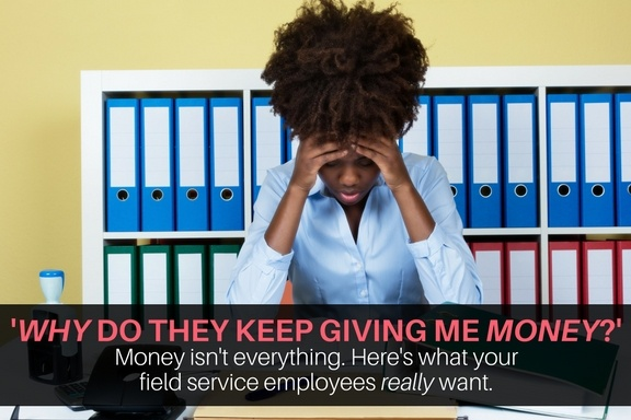 Employee retention is about more than money!