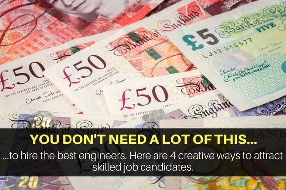 You don't need a tonne of cash to hire engineers for your field service business.