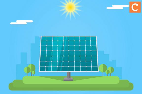 Renewable Energy for Plumbing and Heating Companies - Solar Panel Image