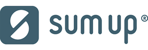 SumUp online payment system logo and how to use SumUp for a plumbing business and a gas business.