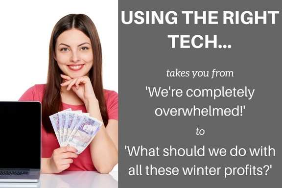 Usinh the right technology tools can help your field service business prepare for the heating season.