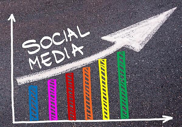 social media for field service companies