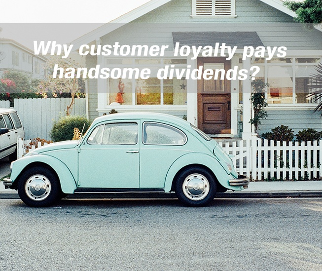 How to build a database of loyal customers - header