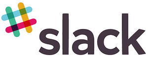 Slack communication tool logo and how to use slack for a plumbing business and a gas business.