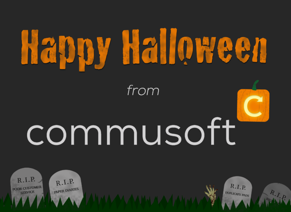 Commusoft Halloween
