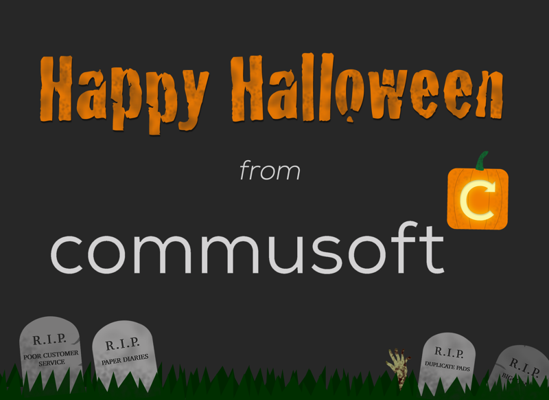 Commusoft Halloween