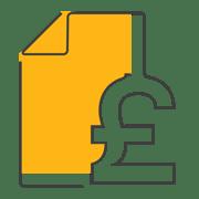 Feature_icon_yellow_paper_pound_invoice@1200x