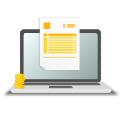 easily sent invoices with a software solution