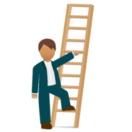 graphic_man_ladder