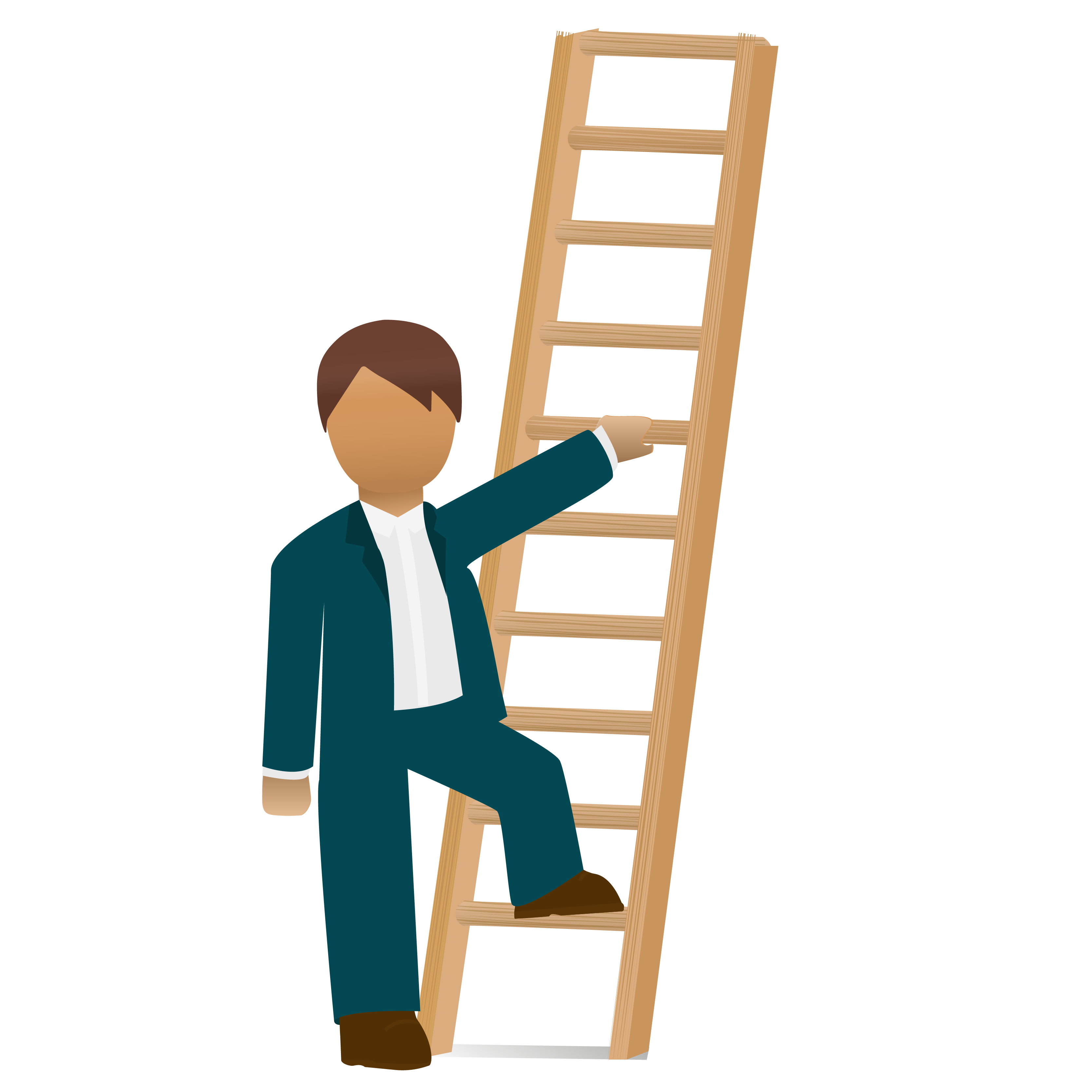 graphic_man_ladder