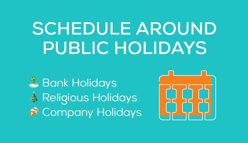 Public holidays blog header