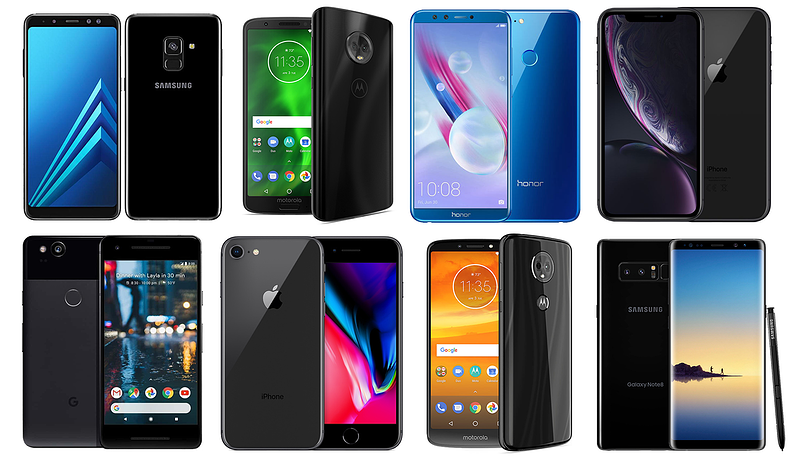 Recommended mobile devices for Commusoft 2019