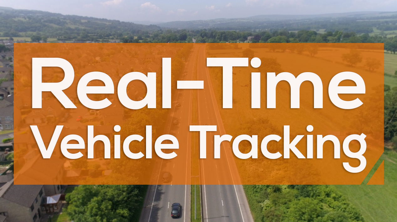 Real-Time Vehicle Tracking Header