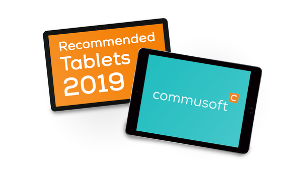 Recommended tablets header