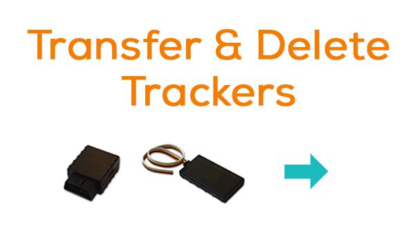 Tracker management