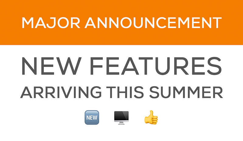 New Commusoft features this summer