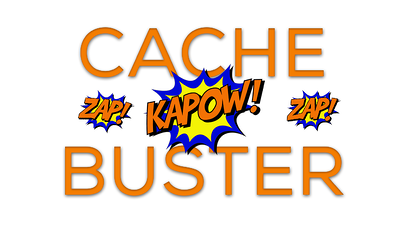 Cache Buster update for Commusoft
