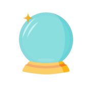 crystal ball of invoicing advice