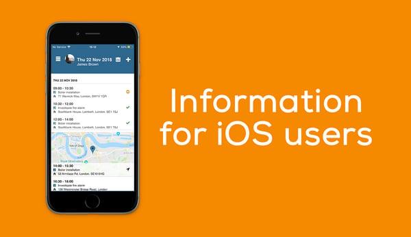 iOS update will soon be mandatory