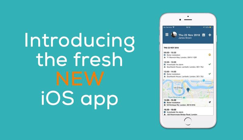 Huge iOS update
