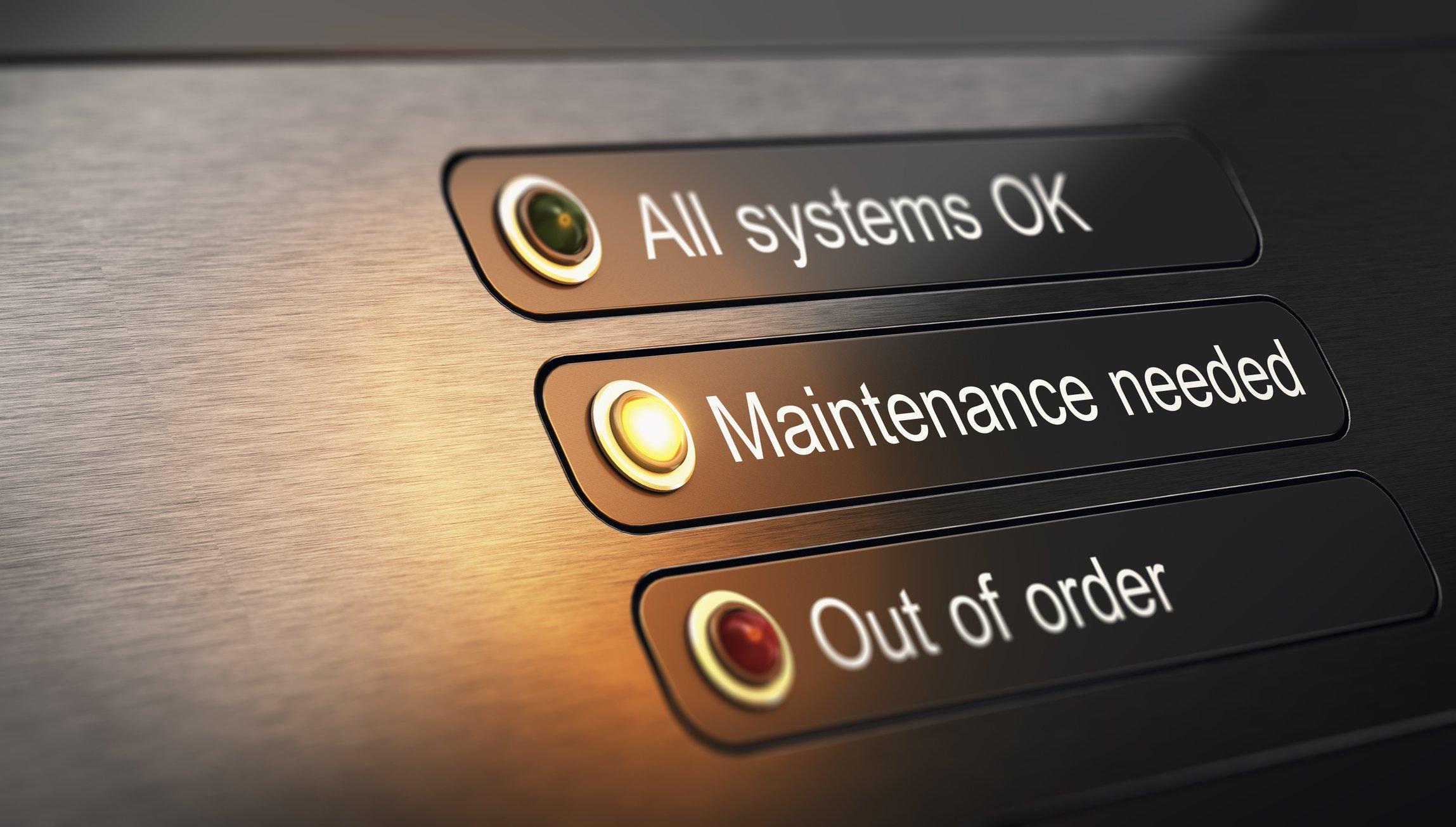 PPM (Preventative Planned Maintenance)