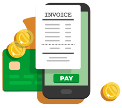 istock invoice image for Kaf-1