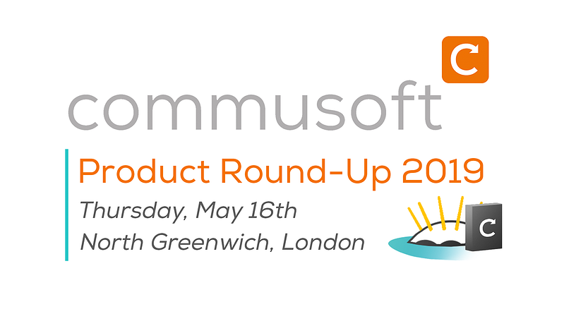 Commusoft Product Round-Up 2019