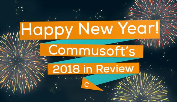 Commusoft celebrates the new year