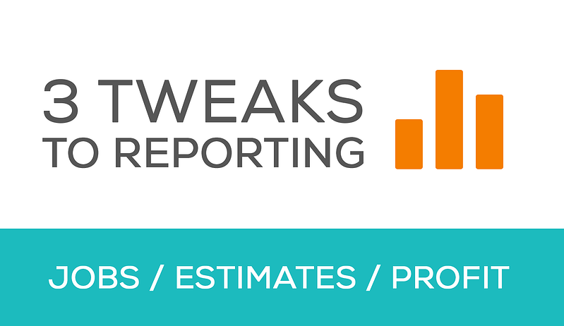 3 tweaks to Commusoft reports