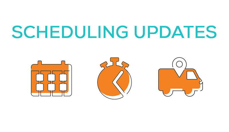 Intelligent scheduling and online booking gets smarter