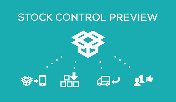 Stock Control feature coming soon