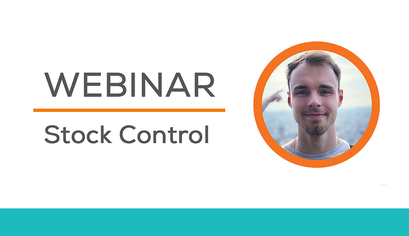 Stock control webinar - watch now