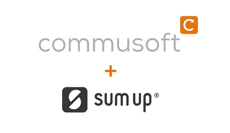 Commusoft and SumUp integration