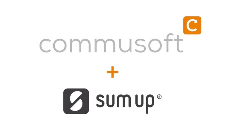 Commusoft and SumUp integration