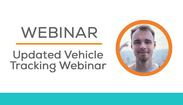 Updated vehicle tracking webinar