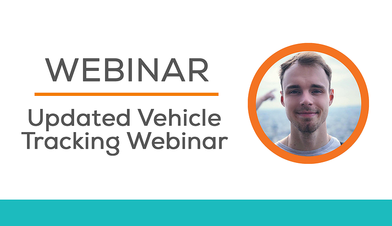 Updated vehicle tracking webinar