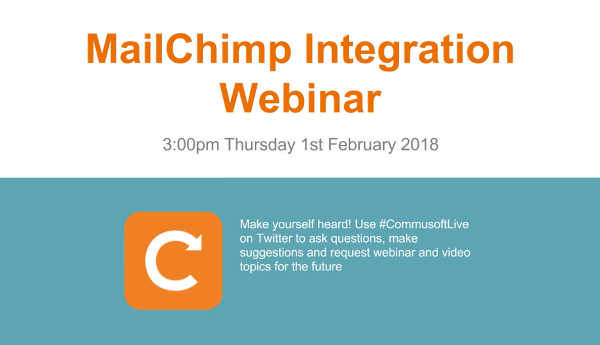 Watch the MailChimp webinar