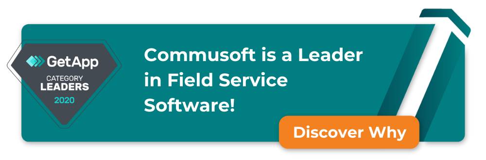 Recognised by Capterra as a Top 20 Most User-Friendly Field Service Software in 2019