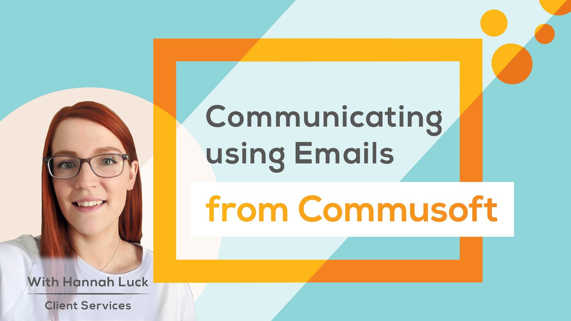 Communicating using Emails