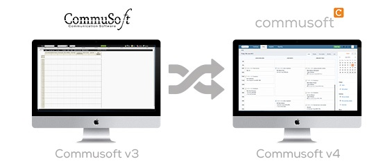 Using Commusoft version 3 and want to see what Commusoft version 4 has in store?