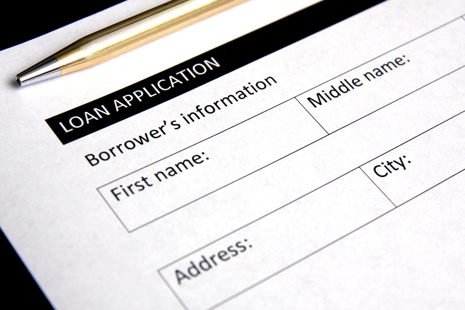 covid-19 recovery loan scheme application sheet