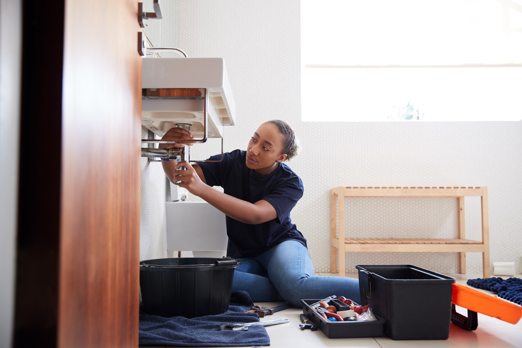 Women in Engineering: How To Hire And Retain A Female Plumber